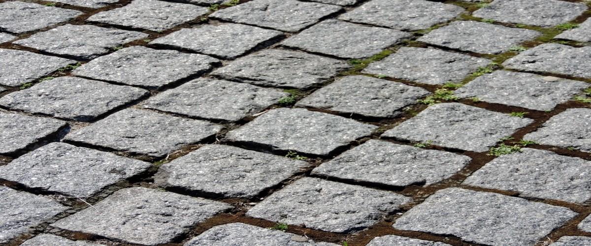 Pavé de granit